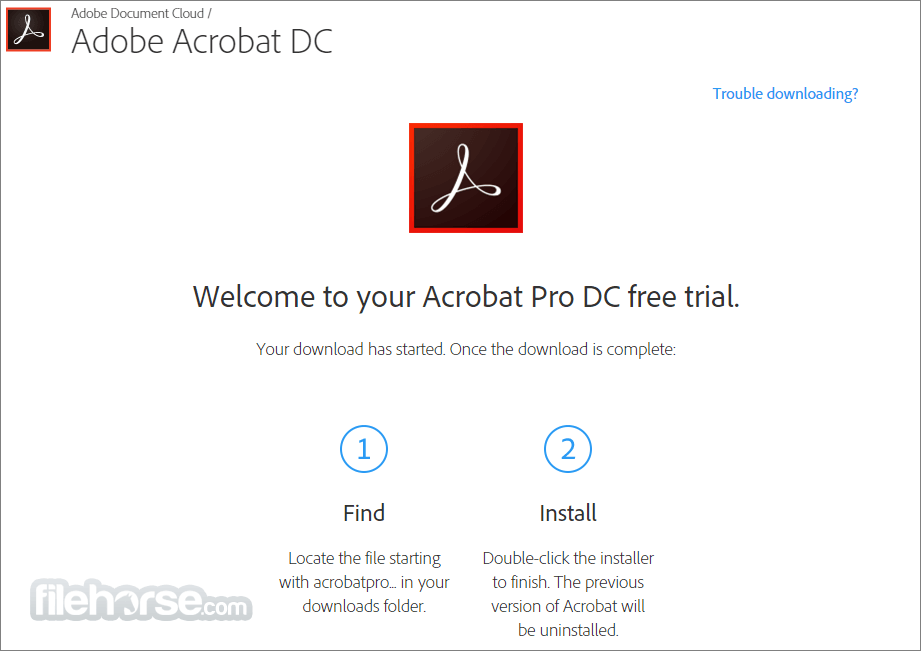 Adobe Acrobat Pro DC Download (2019 Latest) for Windows 10, 8, 7