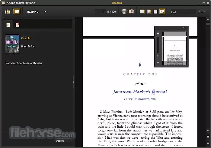 Adobe Digital Editions 4.5.11.187303 Captura de Pantalla 2