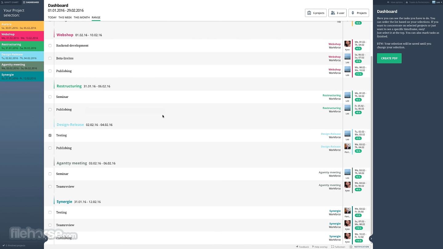 Agantty 1.0.43 Screenshot 3