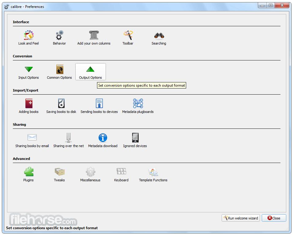 Calibre 3.15.0 (32-bit) Screenshot 5