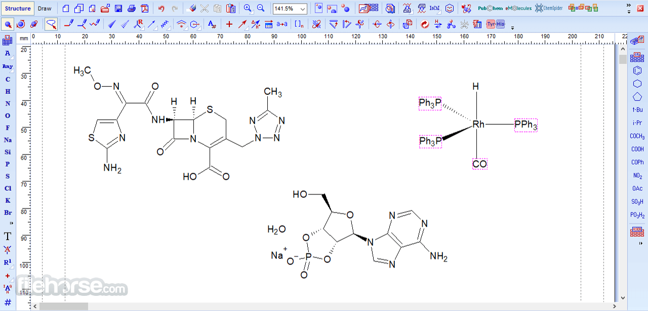 chemsketch software free download for windows 7