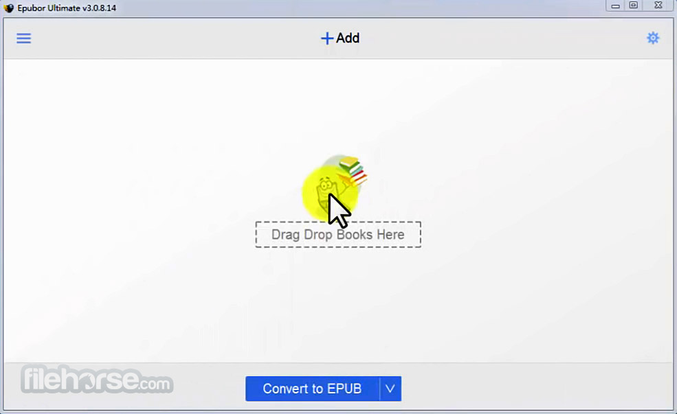 Epubor Ultimate eBook Converter 3.0.10.627 Captura de Pantalla 1