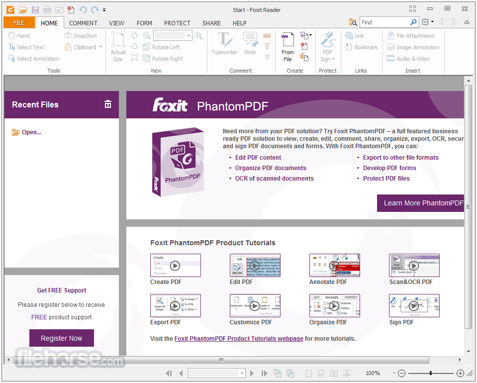 Download foxit reader 2018 to open pdf files for all computer systems.