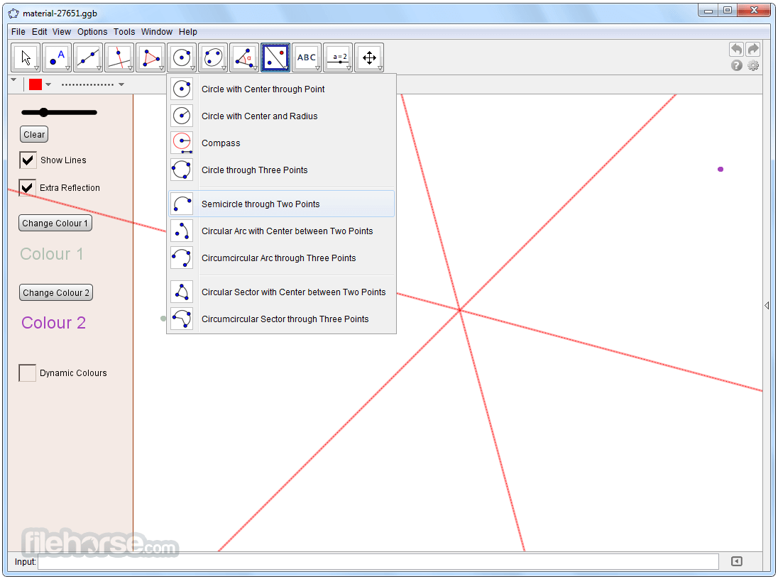 geogebra pour windows 7 64 bits