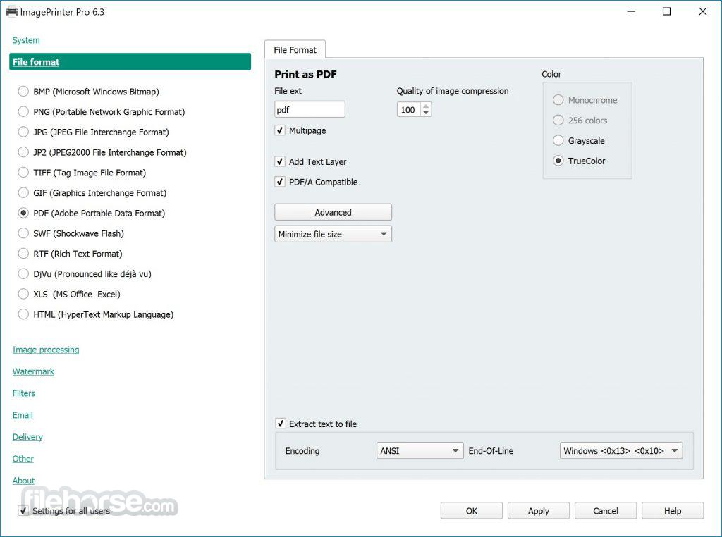 Image Printer 6.3 Screenshot 2
