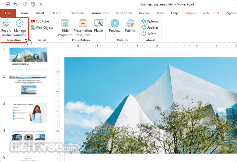 iSpring Converter Pro 10.2.0 Screenshot 2