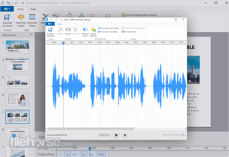 iSpring Converter Pro 10.2.0 Screenshot 5