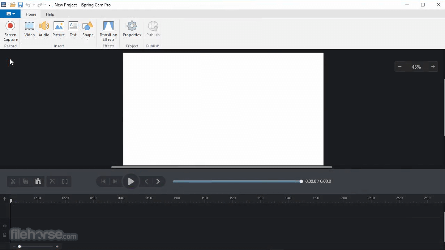 iSpring Suite 9.7.10 Screenshot 2