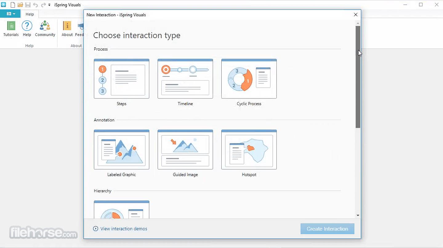 iSpring Suite 9.7.10 Screenshot 3