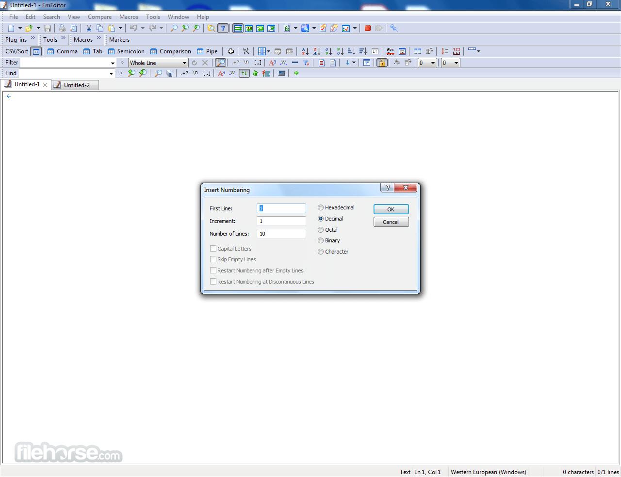 Large Text File Viewer Captura de Pantalla 1