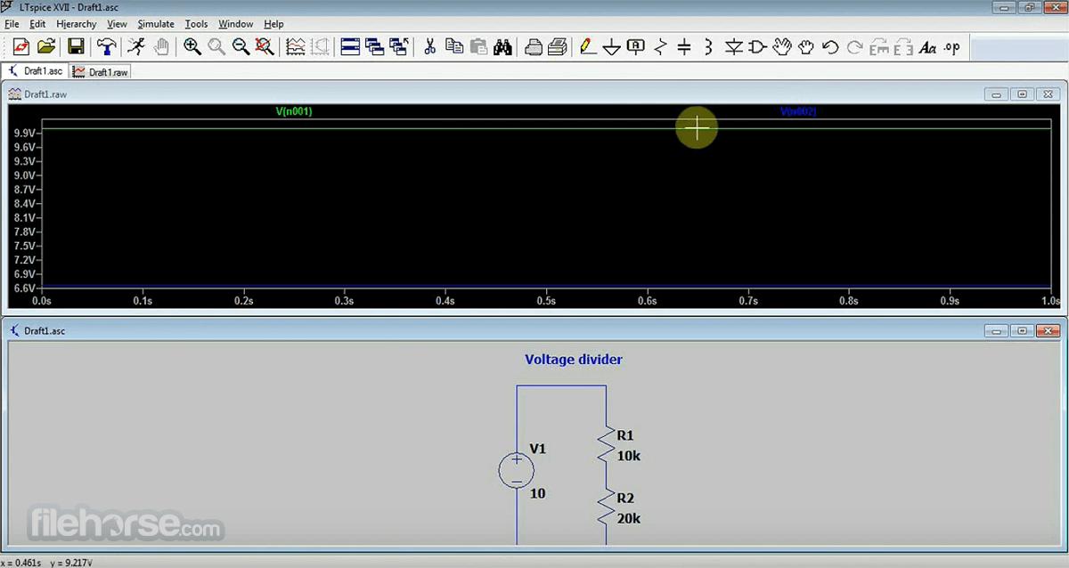 LTspice XVII Screenshot 4