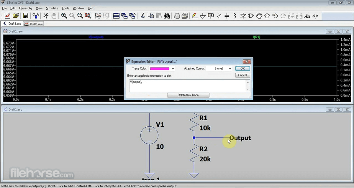 LTspice XVII Screenshot 5