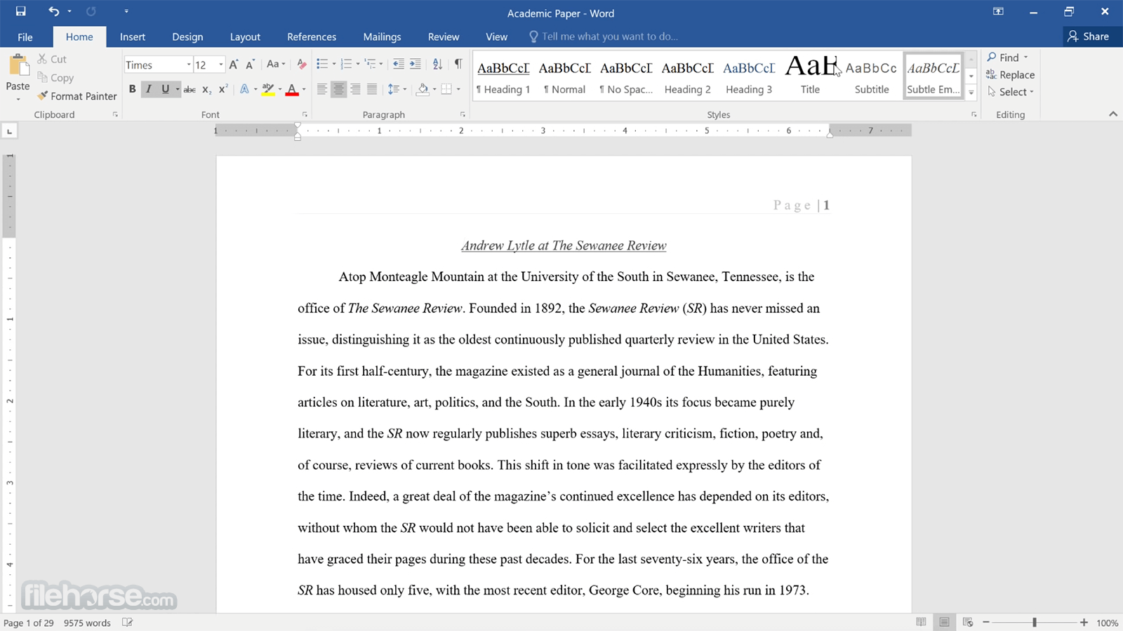 microsoft office word 2010 for windows 8 free download