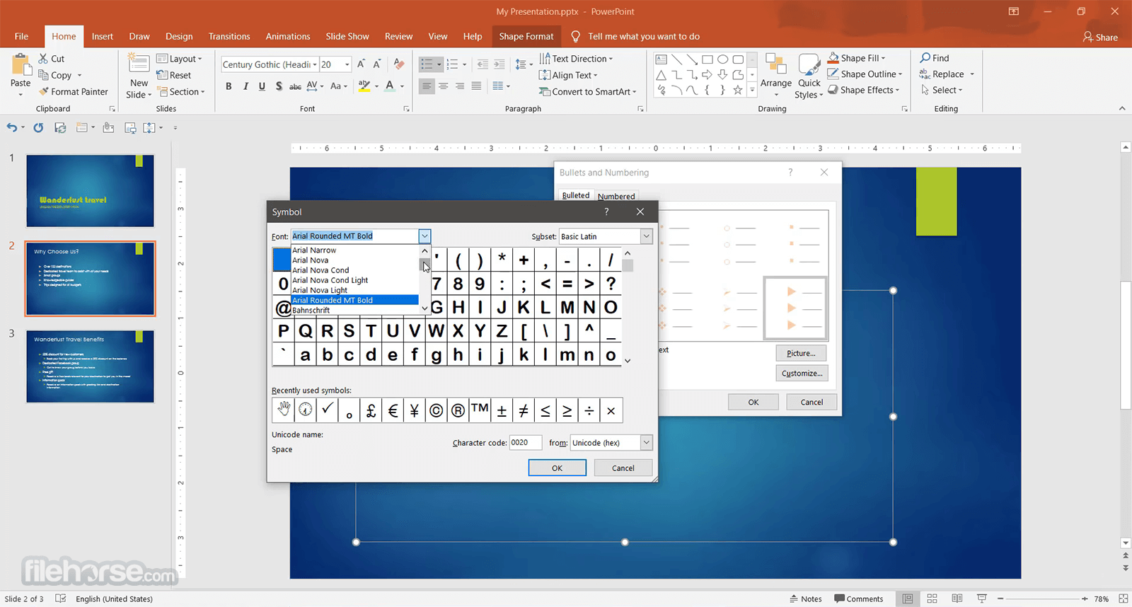 Microsoft PowerPoint 2019 Screenshot 3