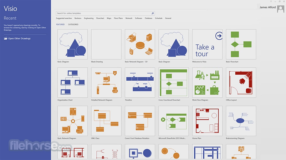 Microsoft Visio Download (2019 Latest) for Windows 10, 8, 7