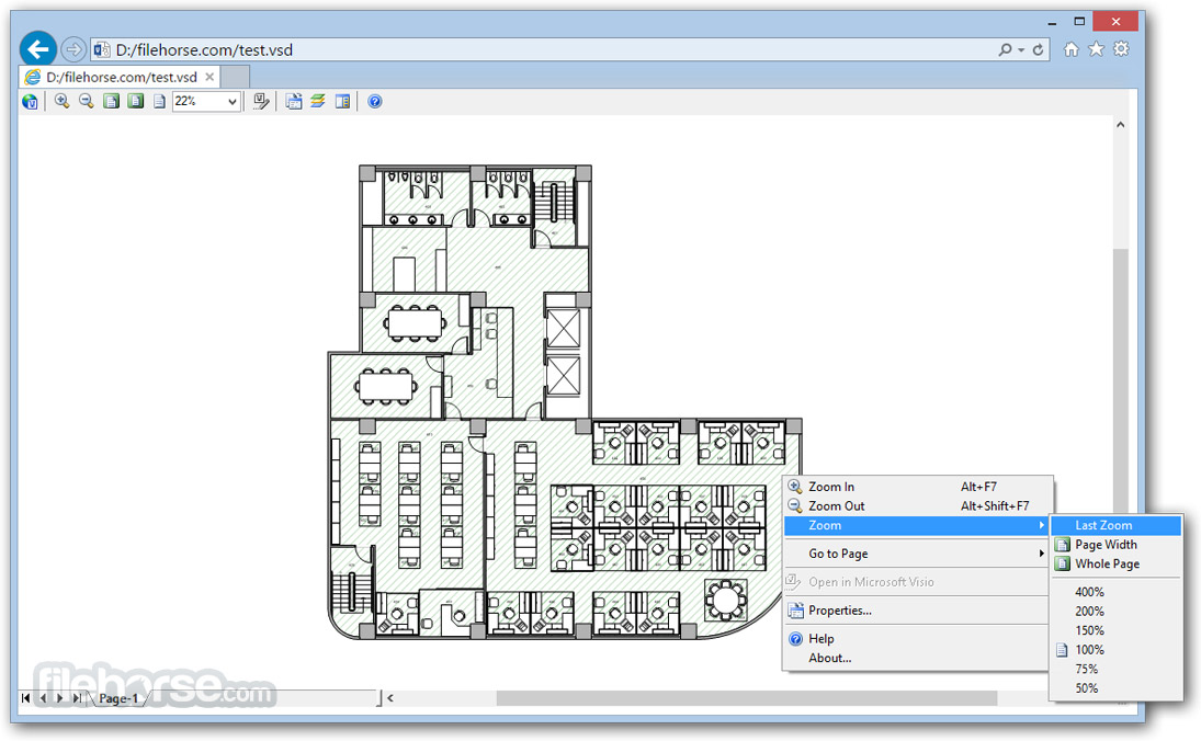 Microsoft Visio Viewer (32-bit) Download (2019 Latest) for PC