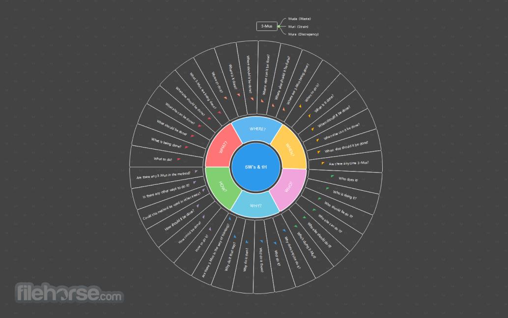 MindMaster 8.5.1 Screenshot 5