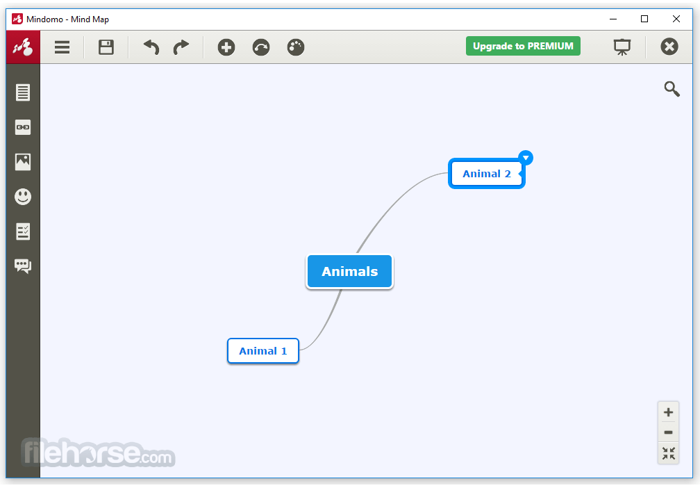 Mindomo Desktop 8.0.31 (64-bit) Screenshot 2