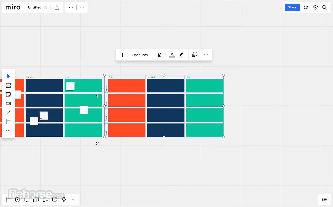Miro Mind Map 0.0.32.0 (32-bit) Screenshot 3