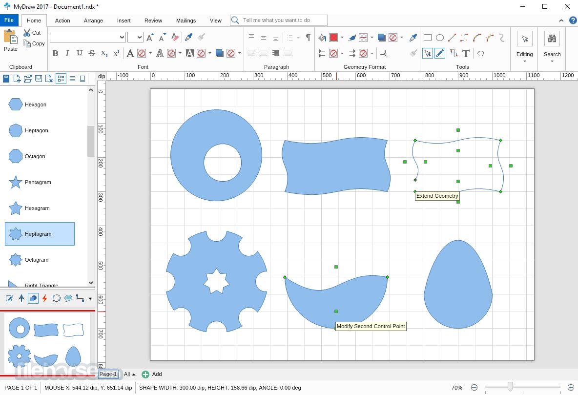 MyDraw 5.0.2 Screenshot 3