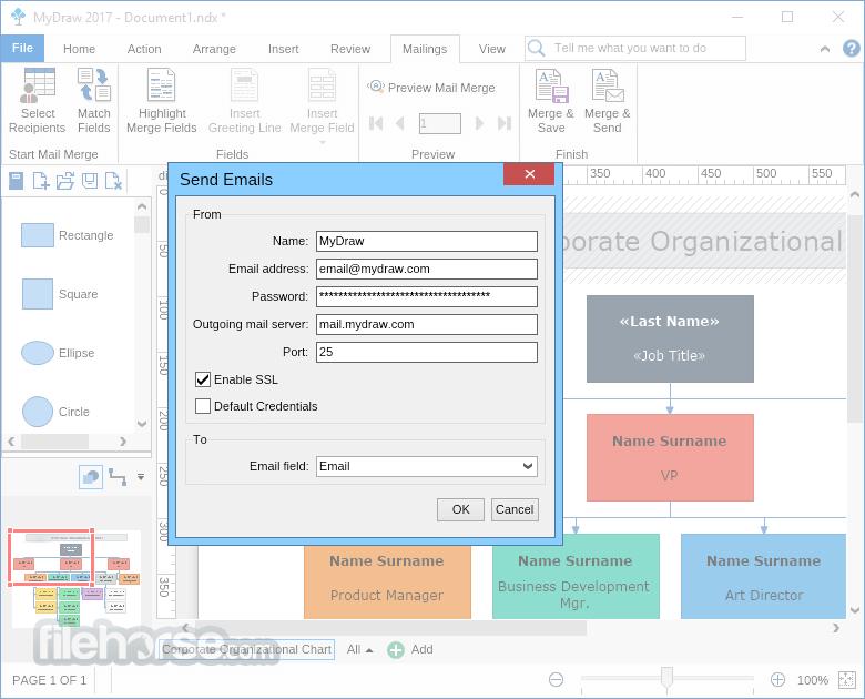 MyDraw 5.0.2 Screenshot 5