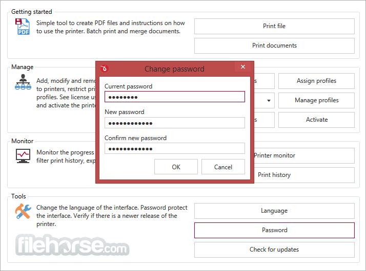 novaPDF Pro 11.1 Build 181 Captura de Pantalla 5