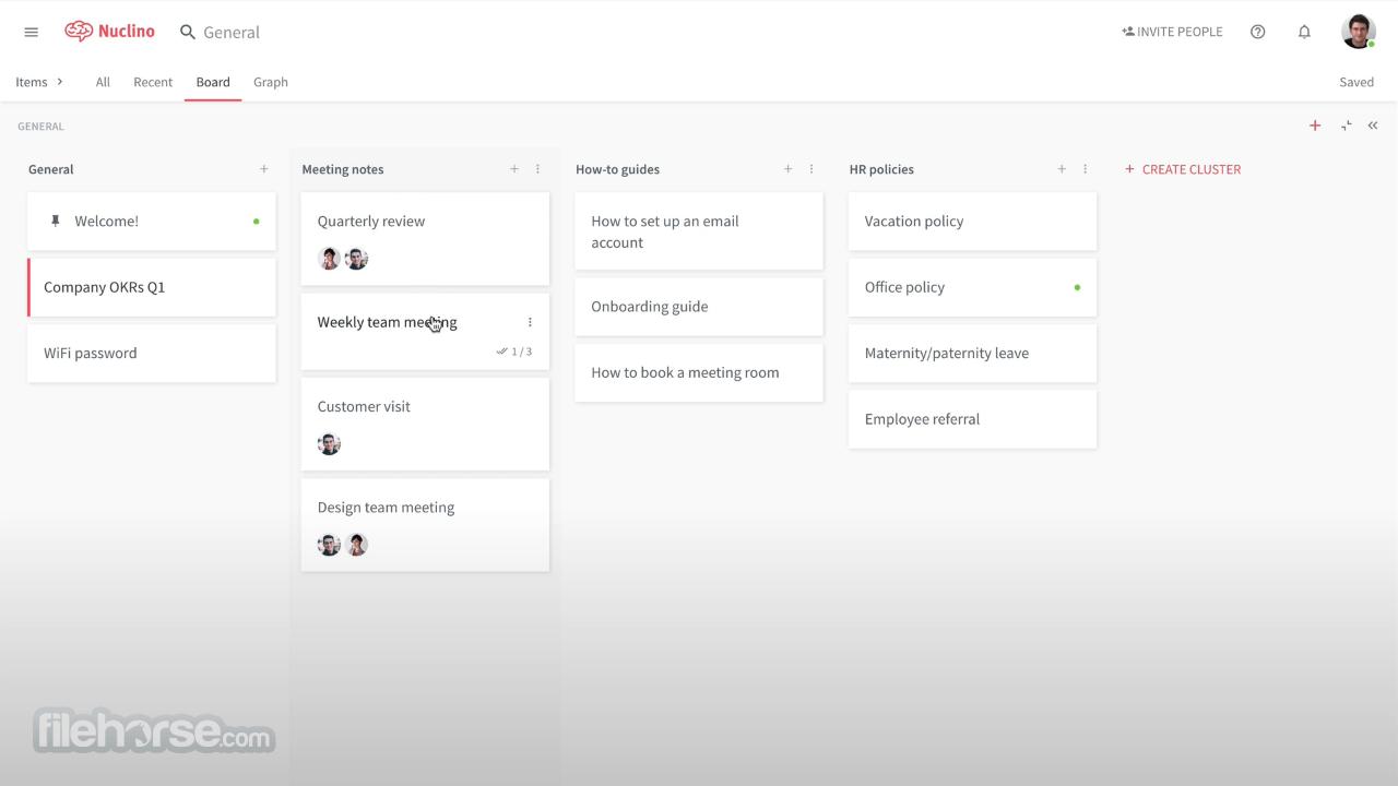 Nuclino 1.5.0 Screenshot 4