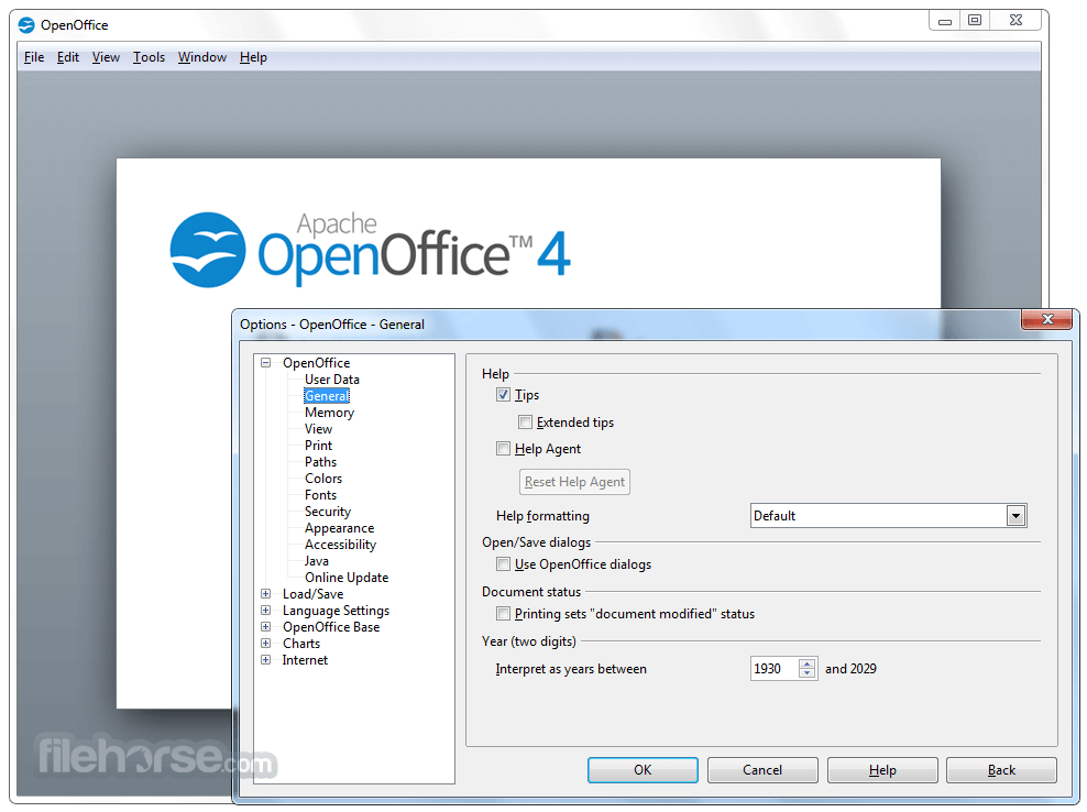 apache openoffice download  2019 latest  for windows 10  8  7