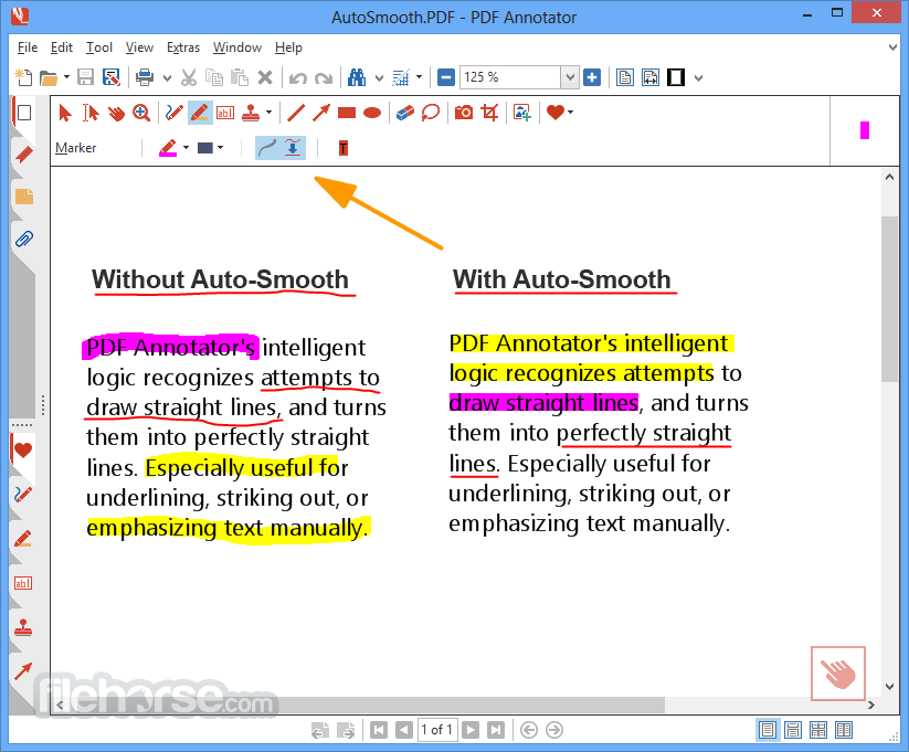 PDF Annotator 8.0.0.826 Screenshot 3
