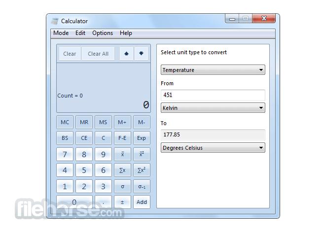 Windows7 Calculator Download (2019 Latest) for Windows 10, 8, 7
