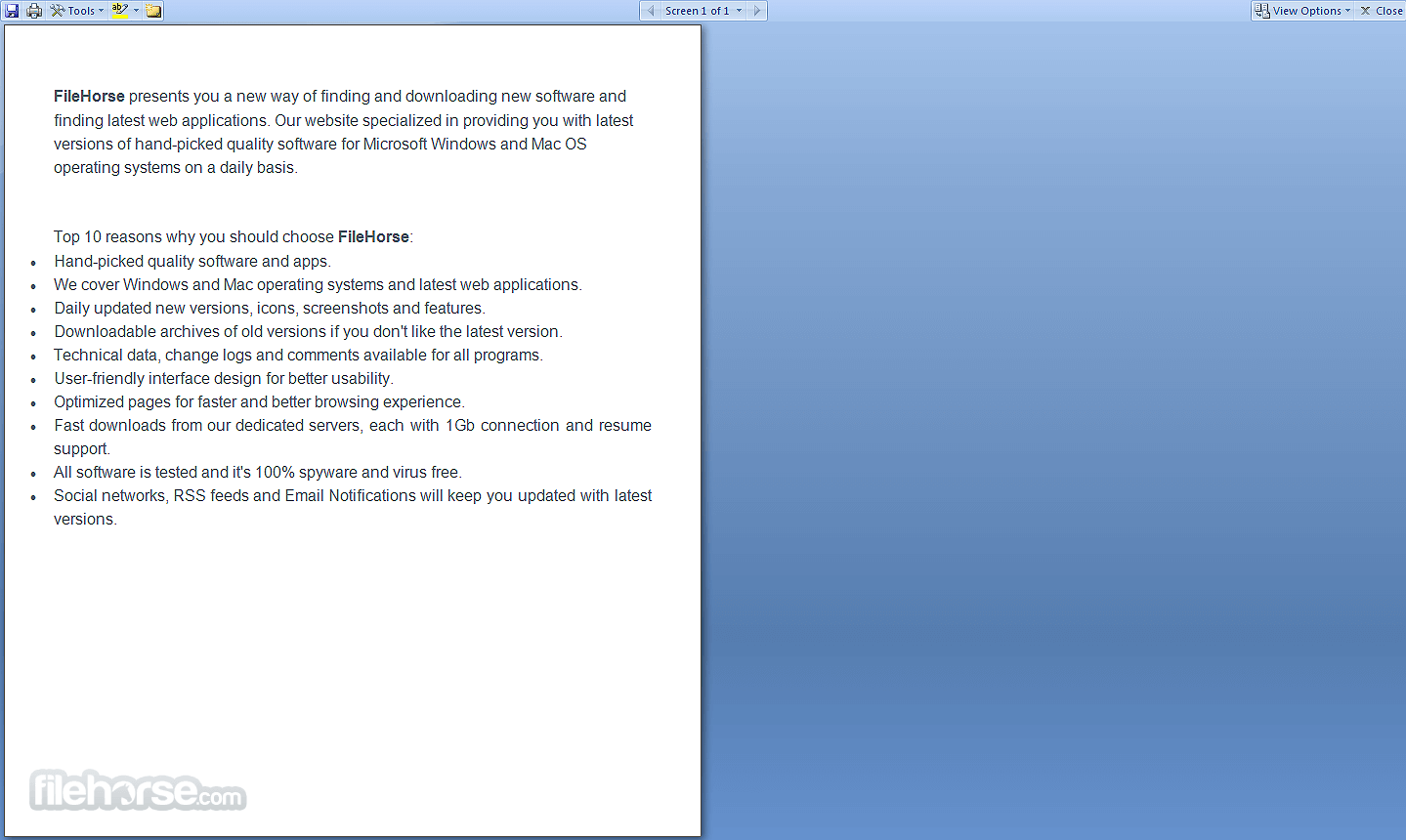 WordMate 1.0.1.48 Screenshot 2