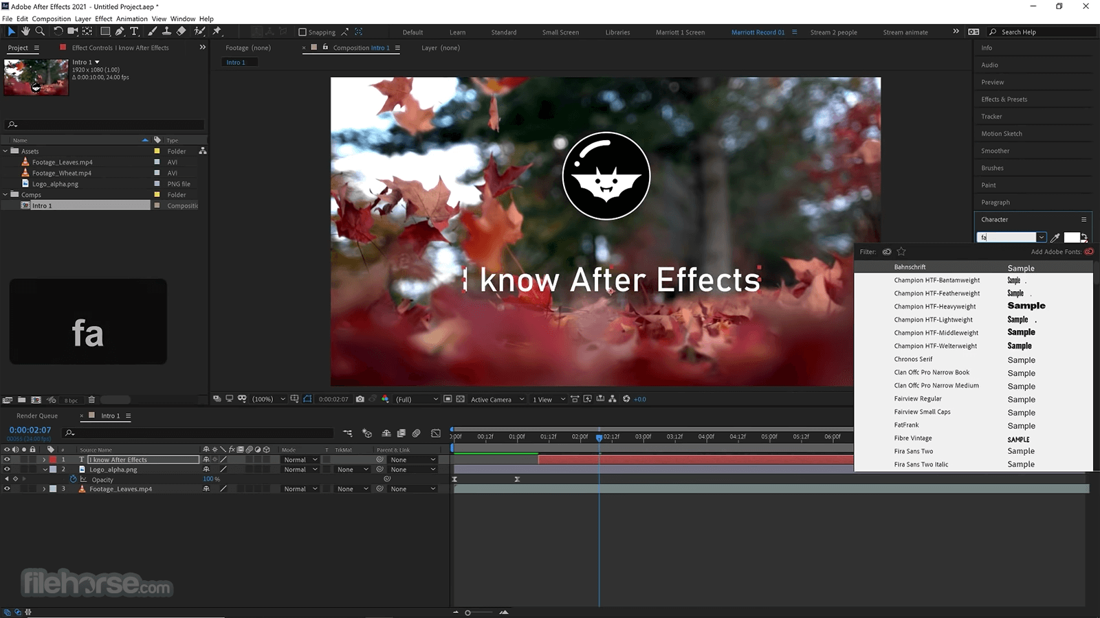 adobe after effects 30 day free trial