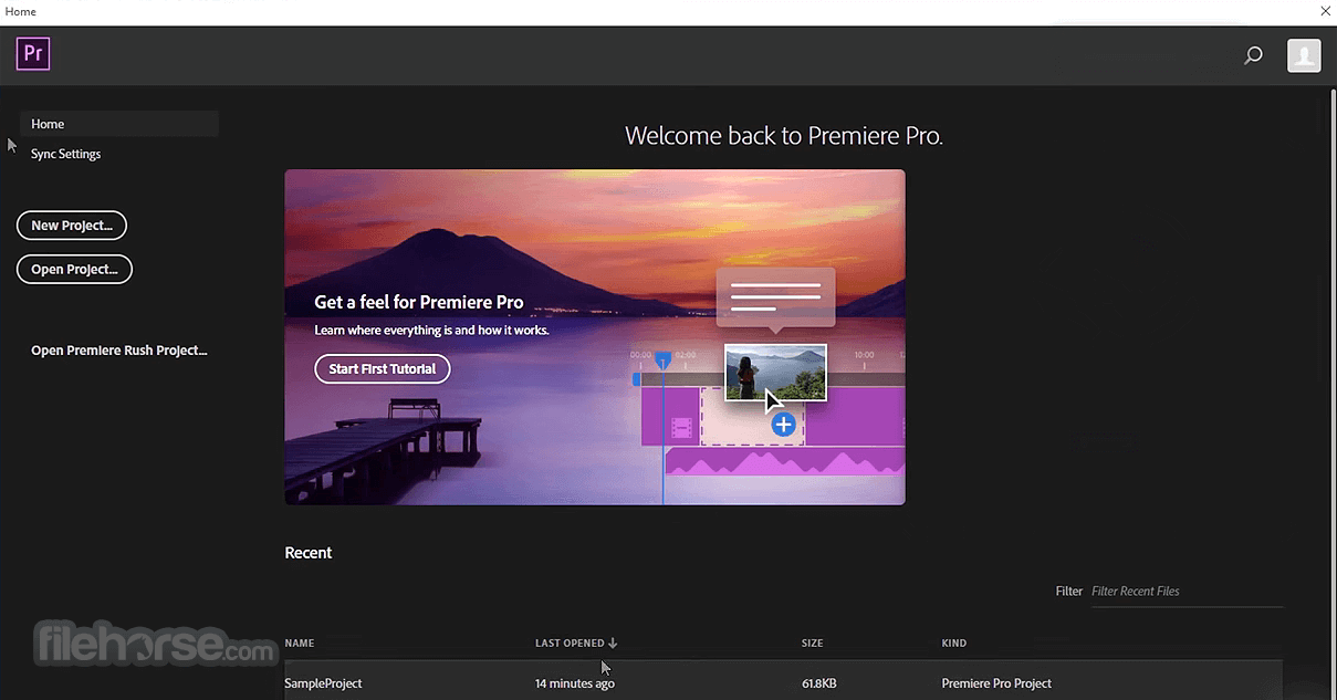Adobe Premiere Pro Download (2019 Latest) for Windows 10, 8, 7