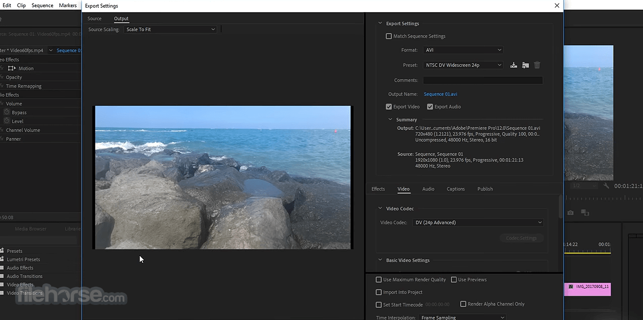 Adobe Premiere Pro CC 2020 14.3.1.45 Screenshot 5