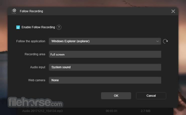ApowerREC 1.4.5.9 Screenshot 4