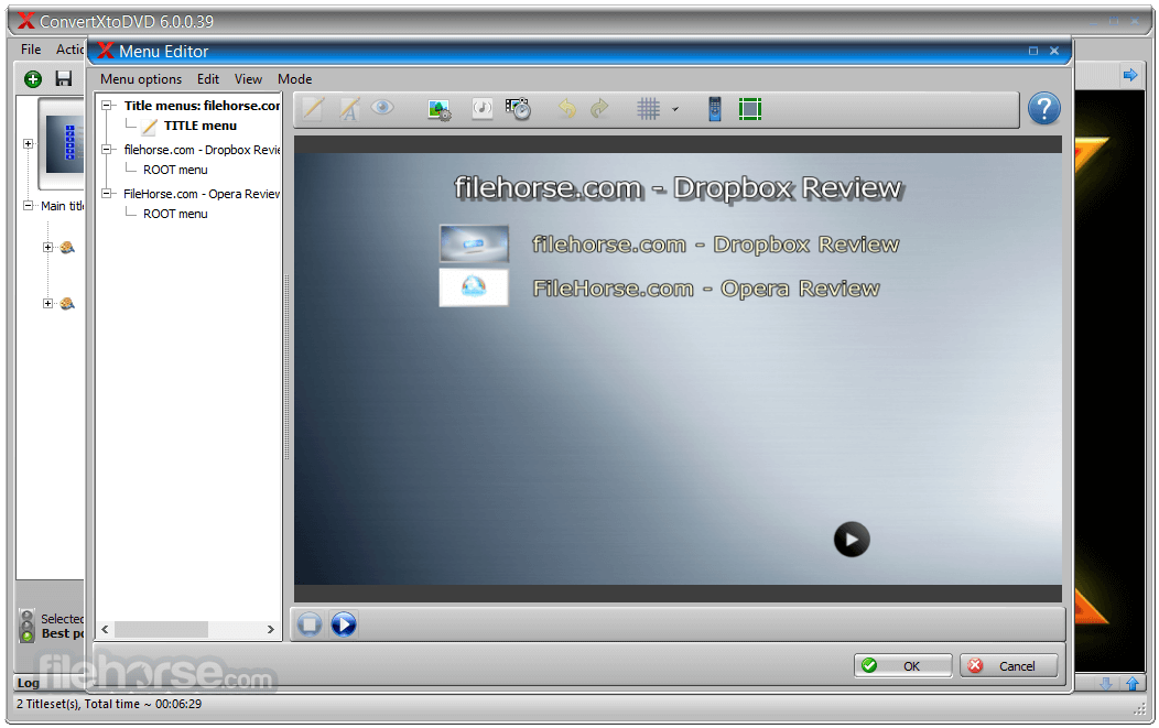 how to use convertxtodvd 7