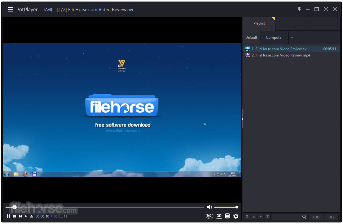 KMPlayer 2018 free download full version for windows 7 32 bit