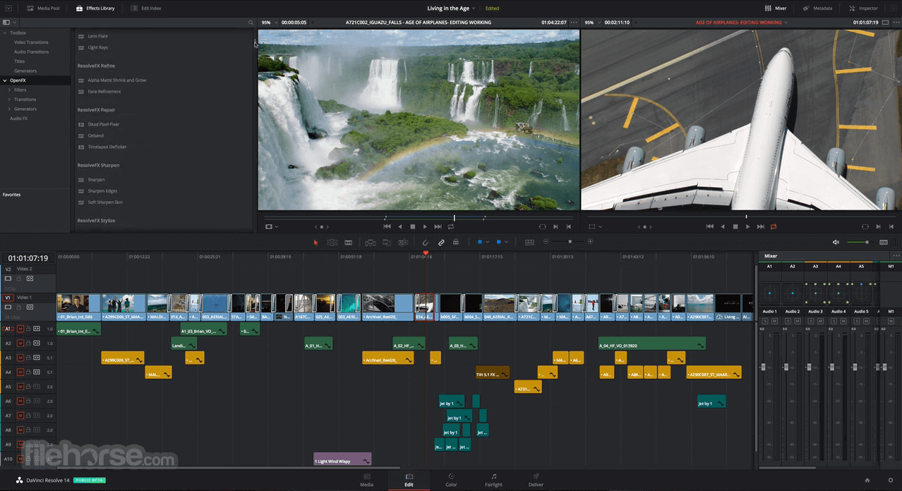 Davinci resolve studio 16 free download