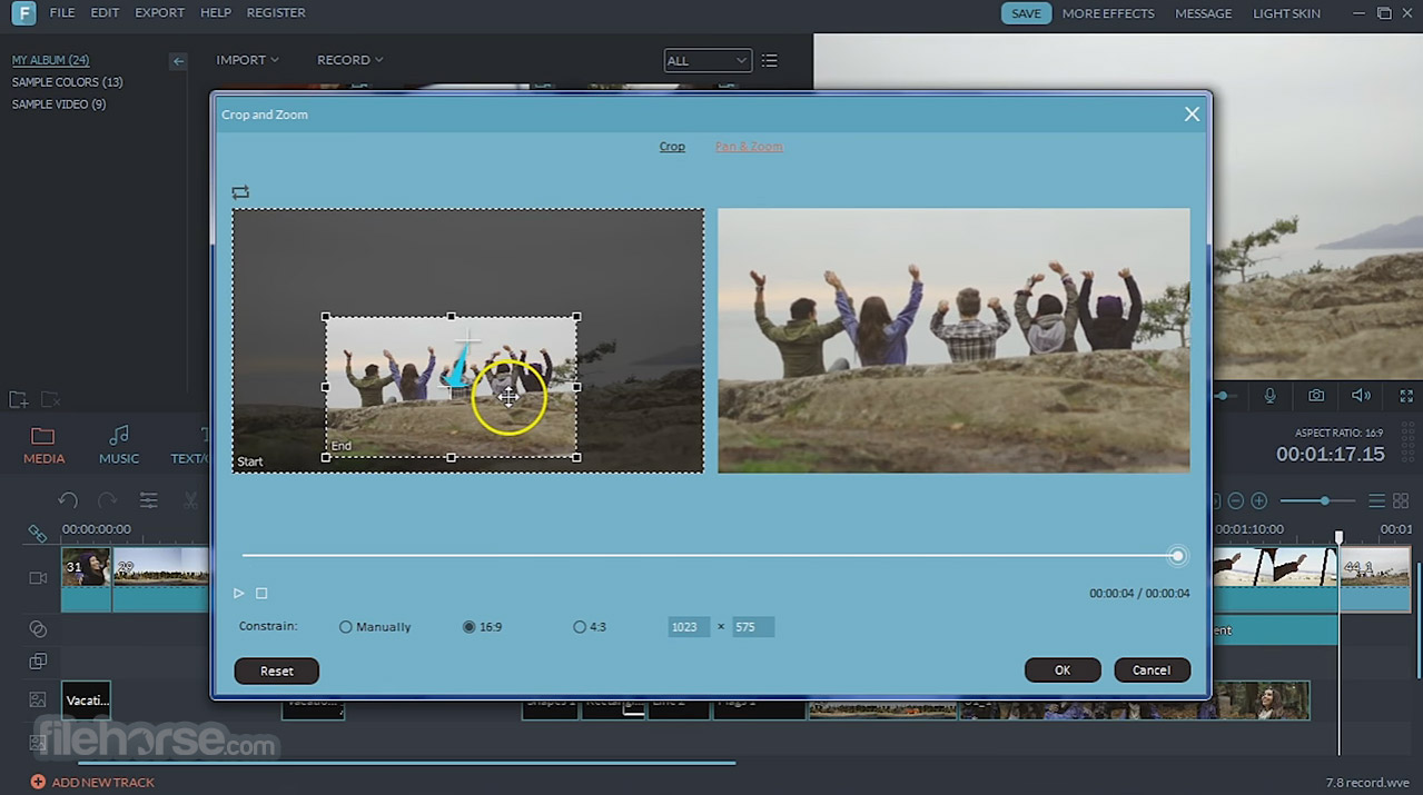 download filmora video editor 8.4.6 full version