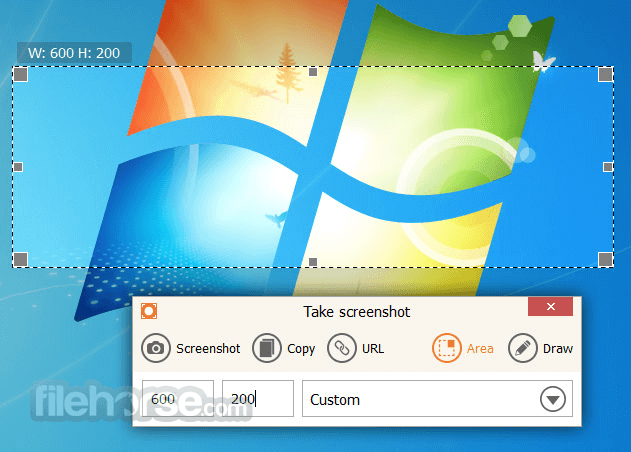 IceCream Screen Recorder 5.10 Screenshot 3