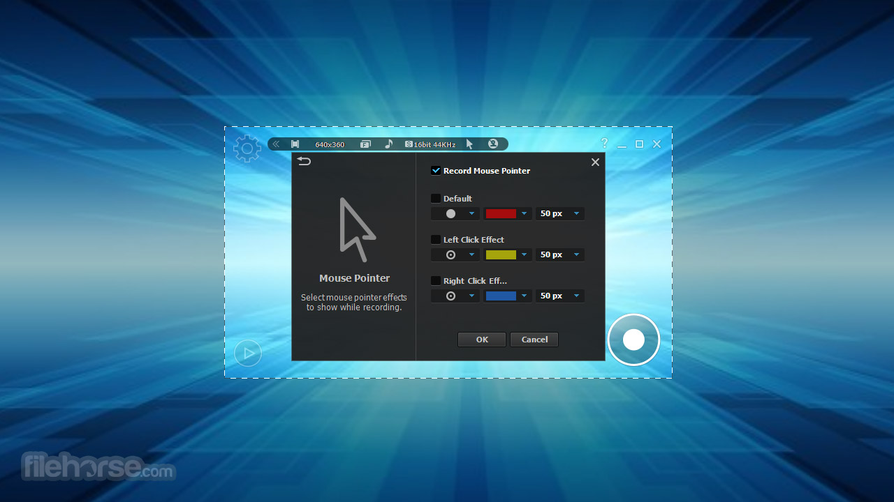 liteCam HD 5.5.0.2 Captura de Pantalla 3