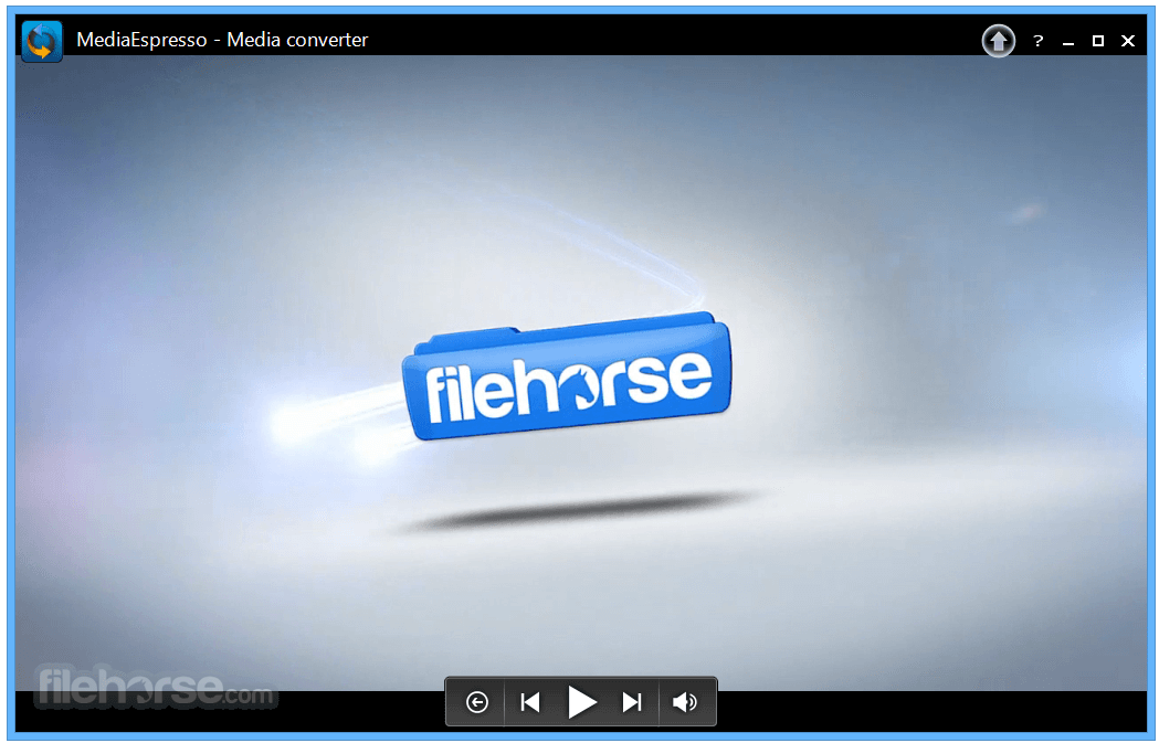 MediaEspresso 7.5.10422 Screenshot 3