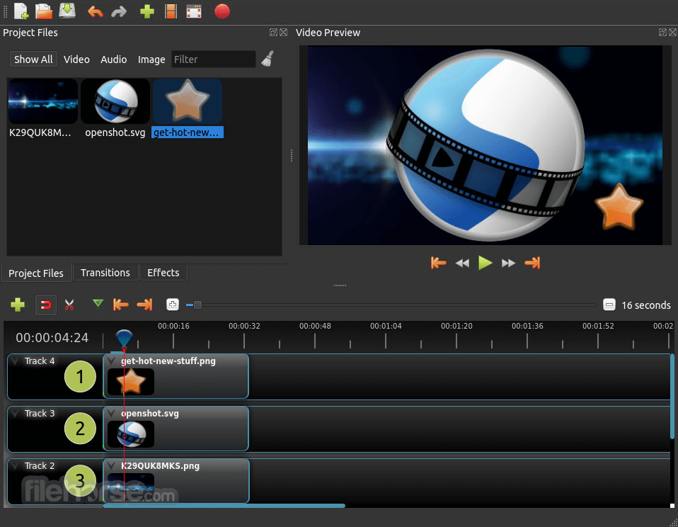 openshot video editor gratuit