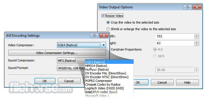 Prism Video File Converter 4.00 Captura de Pantalla 2
