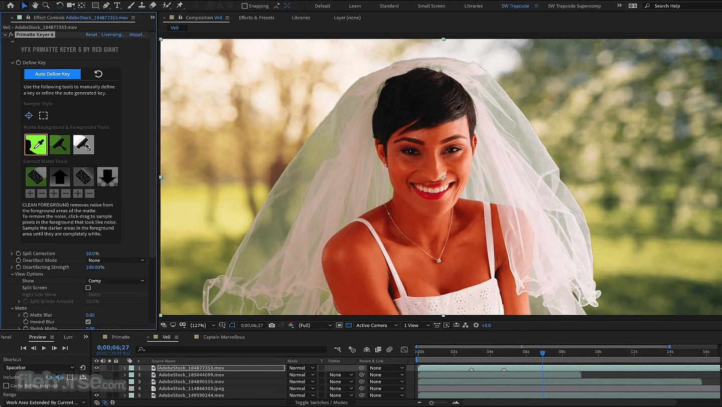 Red Giant VFX Suite 1.5.0 Captura de Pantalla 1