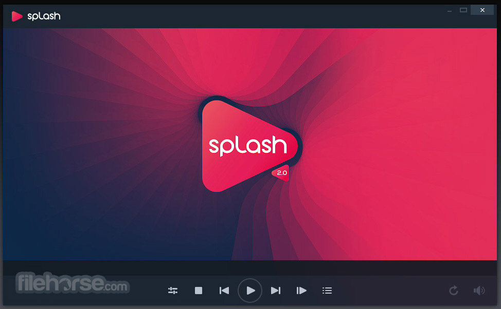 Splash 2.1.0 Captura de Pantalla 1