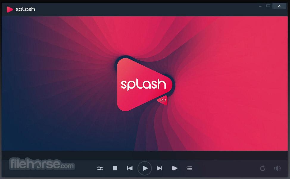 Splash 2.1.0 Screenshot 1
