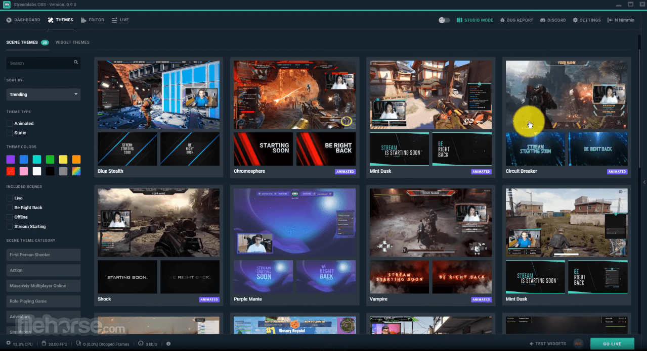 Streamlabs OBS Download (2019 Latest) for Windows 10, 8, 7