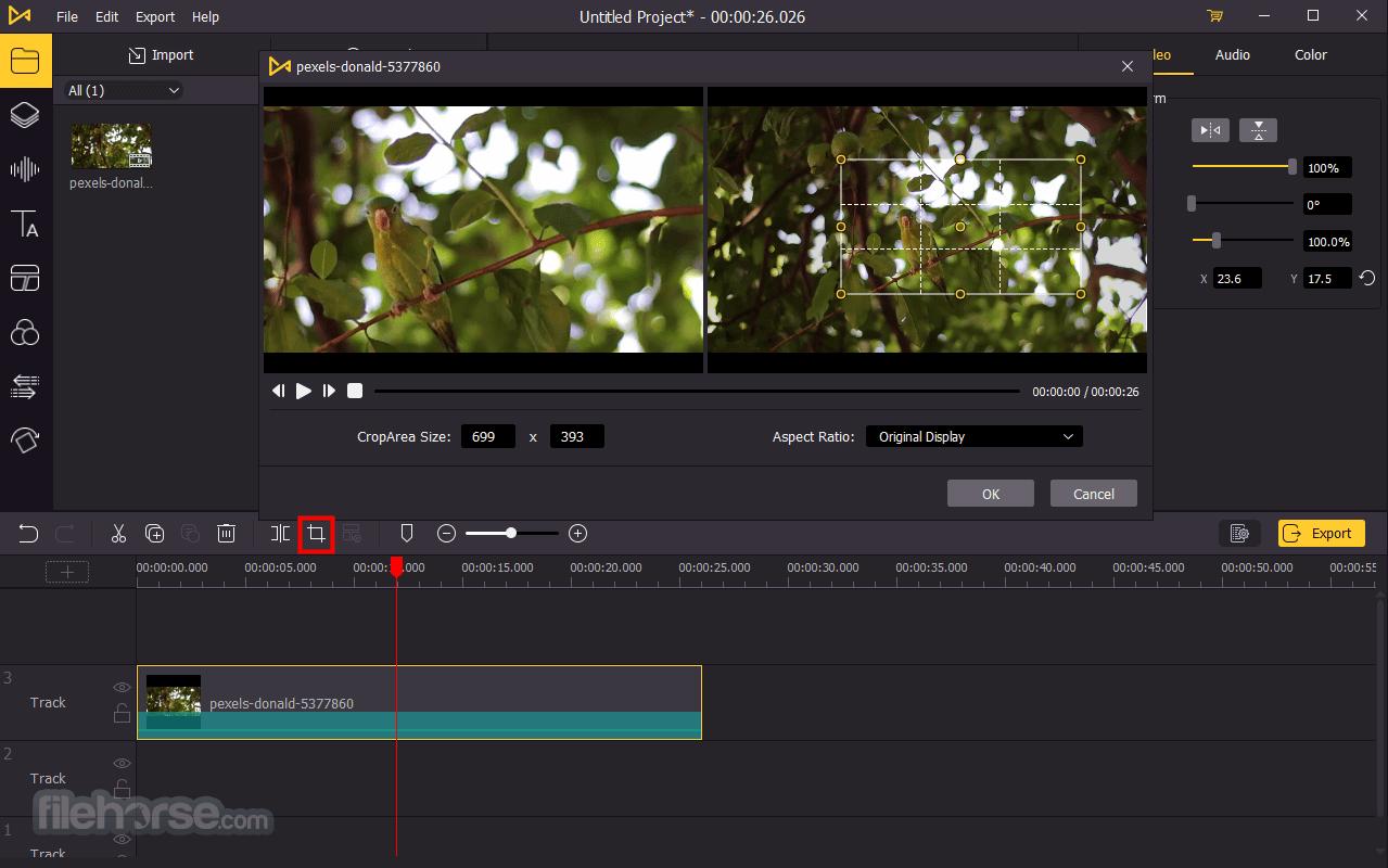 TunesKit AceMovi 4.1.0 Screenshot 4