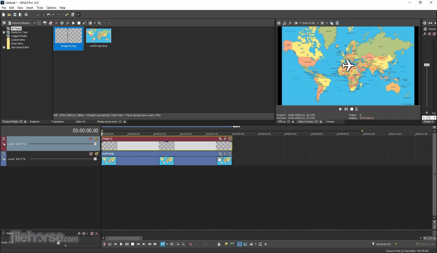 Vegasaur 3.9.5 Screenshot 3